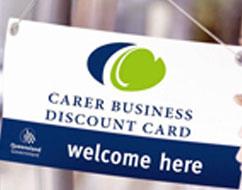 carers card discounts